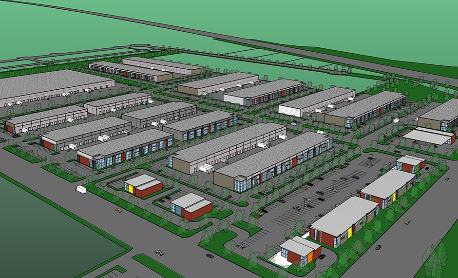 Langley 216 business park