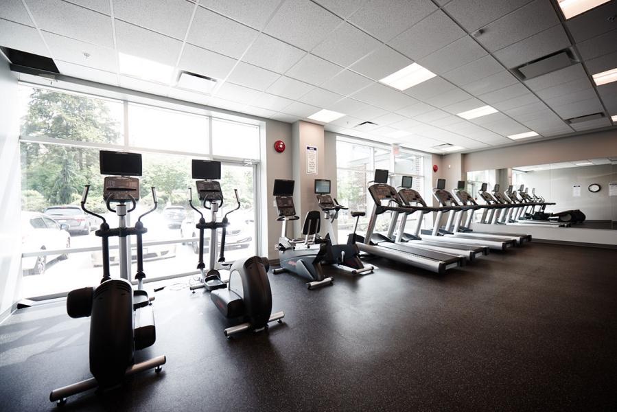 Langley 200 gym